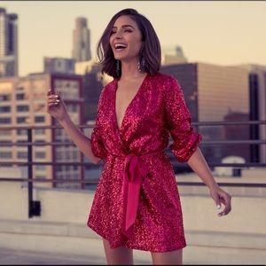Express x Olivia Culpo Dress M